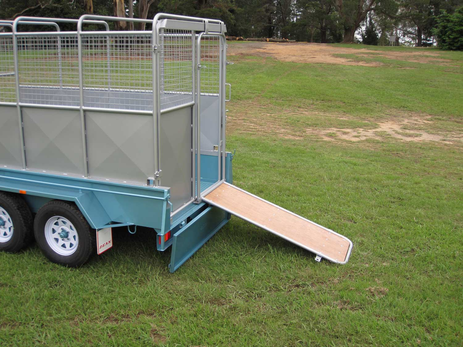 Stock Crate - to suit Box Trailers