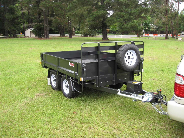 No.39 Tandem Axle Utility Trailer