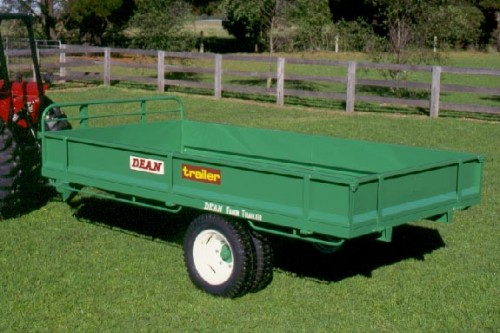 No.04 General Purpose 3 Tonne Capacity Farm Trailer