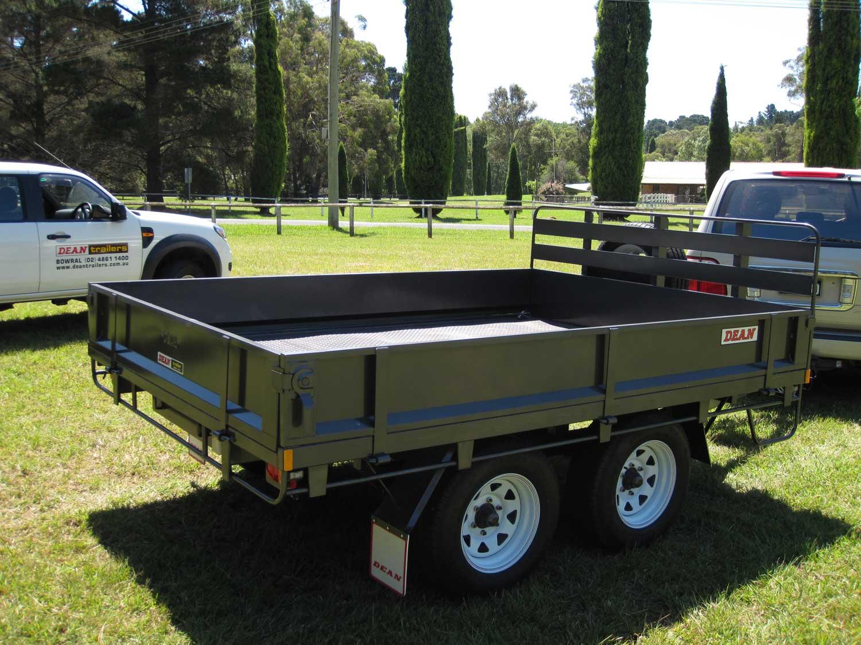 No.09 Tandem Axle Utility Trailer